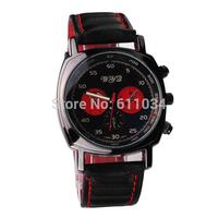 Army Casual Luxury Brand Fashion Men'S Military Quartz Clock Leather Strap Belt  F1 Watches Men Wristwatches