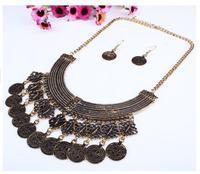 Europe and America top brand jewelry women statement necklace big tattoo choker