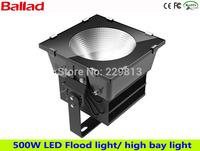 New IP65 500W LED Flood light / Industrial High Bay/LED High Bay Light85-265V for Warehouse/Supermarket/Exhibition/hall/Stadium
