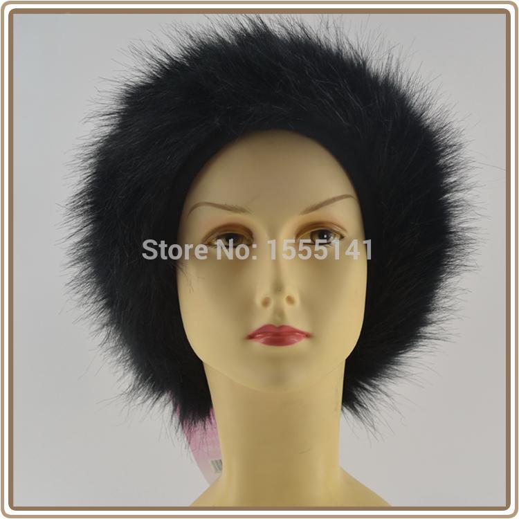 Free Shipping ! 2014 Elastic headband, fur headband,Fake Fur headband, Fake Fur hat,Headband,Winter cap. Winter hat.(China (Mainland))