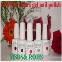 Free Shipping! 2015 Professional nail polish More that 133 colors  soak off uv gel nail polish,nail uv gel polish