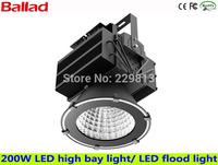 IP65 200W Led High Bay Light / Industrial High Bay /LED Flood lights 85-265V for Warehouse/Supermarket/Exhibition/hall/Stadium