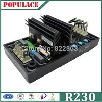 leroy somer generator avr r230 voltage regulator diesel voltage regulator+Free Shipping
