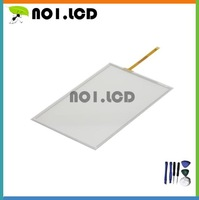 New 7.0'' inch 4 wire AMT9545 AMT 9545 165mm*104mm touch screen touch panel digitizer replacement for car DVD free shipping