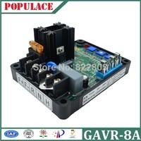 common brushless voltage regulator generator avr 8A universal brushless avr GAVR 8A+ Free Shipping