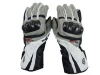 No.113001 Motorcycle Carbon Gloves Gp Pro Fiber Leather Gloves Moto Guantes Motocross Motorbike MTB Racing Glove Black