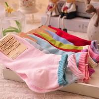 women Invisible cotton fashion socks slippers boat socks candy color sock women wool womens socks for woman warm  winter dress