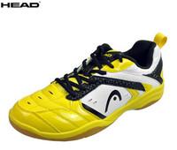 C139C42X65 New arrival high quality Genuine HEAD men badminton shoes sports shoes top breathable anti-slip badminton shoes
