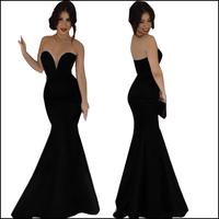 Off Shoulder Women Party Evening Dress Vestidos Femininos Bodycon Mesh Dresses Floor-length Maxi Dress Sexy Open Back Long Gowns