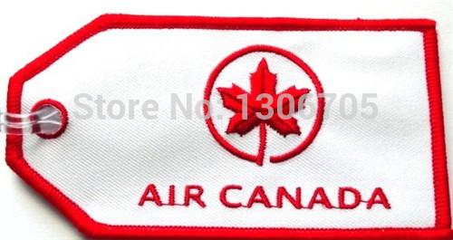 Canada Luggage Tag Vintage Air Canada Luggage Tag