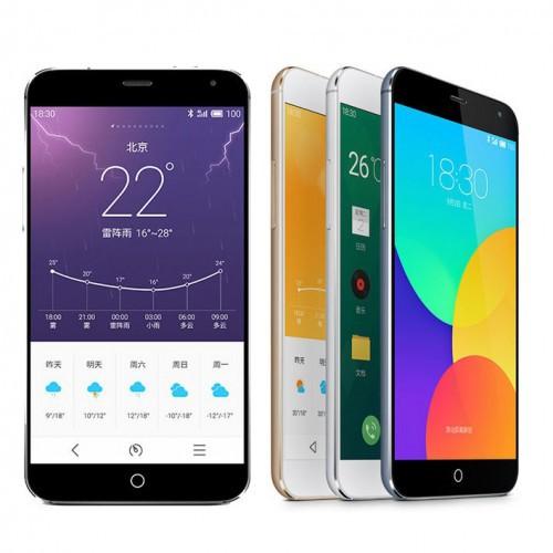 Оригинальный Meizu MX4 4 г LTE мобильный телефон MTK6595 Octa ядро 5.36