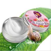 Hot sale Snail Cream Face Skin Care Treatment Reduce Scars Acne Pimples Moisturizing Whitening Anti Winkles Aging Cream