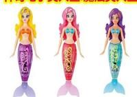Retail Free shipping robo fish magical mermaid / Magic Mermaid Magical Mermaid Le Turbot
