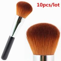 VELA Full Coverage Face Brush Optical Blurring Brush Multipurpose Makeup Brush Wholesale 10pcs/lot