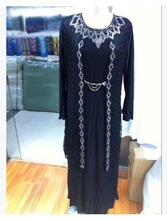 The new 2014 Muslim women s robes Arab clothing ethnic costumes