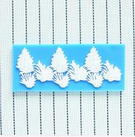 100pcs/lot Free shipping Fashion 2014  lace chocolate fondant cake decoration silicone mold kitchen tools