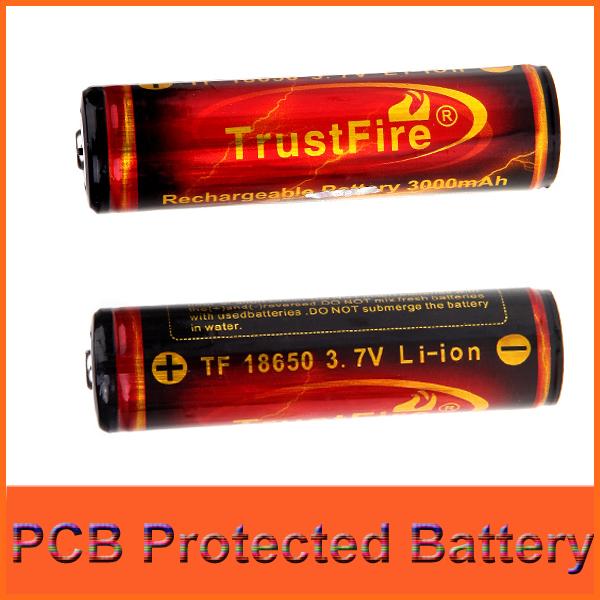 Аккумулятор OEM Trustfire 18650