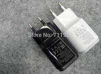 100% Genuine Original 5V/1.8A EU Plug AC Wall Charger Adapter For LG G2 /G3/F240/F340/F350/F220/F320 free ship