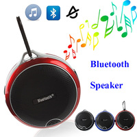 Bluetooth Mini Speaker YM-316 Waterproof IPX4 Sports Speakers Hook TF Card Slot Wireless Microphone for iPhone Pad Air2 Laptop