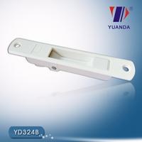 PVC Sliding Window Touch lock