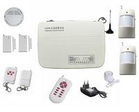 wireless solar GSM SMS Home Burglar Security Alarm System Detector Sensor Remote Control siren,GSM alarms,solar alarm