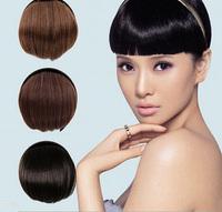 Good  quality headwear women's Bangs with hair band fashion wigs lady's hairpin headdress