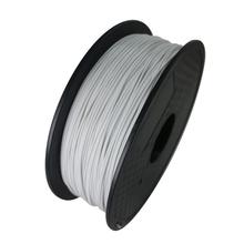 Natural Color 3D Printer Filaments PLA 1.75mm 1kg Plastic Rubber Consumables Material