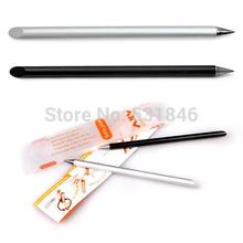 Inkless металл ручка длинная модель милый новинка без чернил бета вкладыш ручка фонтан ручки бизнес ручка