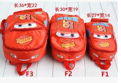 Grátis frete sólidos saco de escola saco de carro da criança menino criança do sexo masculino saco de escola saco de escola do trole(China (Mainland))