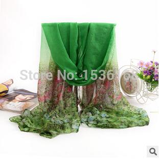 2014 autumn&winter new fashion large size women voile shawl/ scarf(China (Mainland))