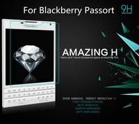 Nillkin Amazing H Nanometer Anti-Explosion Tempered Glass screen protector For Blackberry Passort with Retail Box