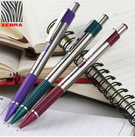 Free Shipping 1 Box Zebra M-301 automatic pencil + plastic handshake 0.5mm steel bar automatic pencil drawing pen
