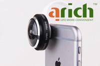 Universal Super 235 Detachable Clip Fish eye Fisheye Lens Camera For All Phones iPhone 4S 5S 5C 5 Samsung Galaxy S3 S4