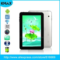 KMAX 10.1 inch Allwinnerr A23 Coretex A7 4GB storage tablet dual camera as the cheapest tablet as  the best Christmas gift