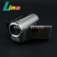 Mini Digital DV Camcorder Video Camera 1.5'' LCD 3.1 Mega Pixel CMOS DV136  For Christmas Gift
