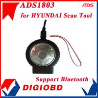 2014 100% Original ADS1803 for HYUNDAI Scan Tool Lifetime Free Update ADS1803 Support Bluetooth OBDII OBD2 Code Reader Scanner