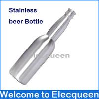 12OZ 350ml mini Stainless beer bottle with bottle cap,Standard brew equipment