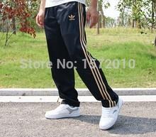 Hot Brand design men and women trousers jogger loose fashion leisure sports pants pants slim pants free shipping S-XXXL(China (Mainland))