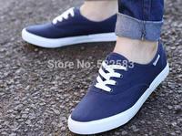 2014 Hot selling breathable comfortable cow muscle canvas men shoes 2014 men shoes