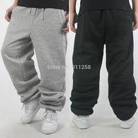 Eminem 2014 Men Sport Baggy Harem Pants Cotton Winter Sweatpants Hip hop Hiphop Slacks Outdoor Joggers Trousers FS3428