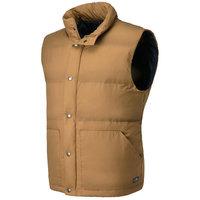 High quality white duck down men vest casual outdoor autumn winter men's vest