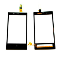 2014 New brand Replacement Touch Screen Glass Digitizer Panel for Nokia Lumia 720 Black HOT SALE FREE SHIPPING