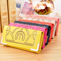 The 2014 Explosion models high quality women wallet brand women's Clutch large capacity phone bag free shipping