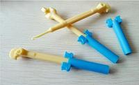1pcs DIY Bracelet Craft plastic Loom Band hook Mini Children Toy Gift For Charm Bracelet Bangle