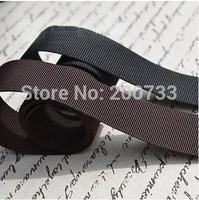 Free shipping 3cm width nylon webbing  good quality thicker bag straps DIY accessories 10m/lot