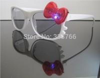 Free Shipping Paty dance Party Seasonal LED Glasses 10pcs/lot Gift