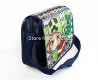 messenger bag for men and women cartoon casual muti-funcition cheap travel sport date school shoulder  bolsas feminina10pcs/lot