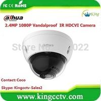 Hot seling Dahua HDCVI cctv camera HAC-HDBW2220E dahua 1080p 2.4MP p2p IR waterproof ip camera ip66