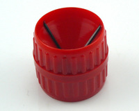 ARCYLIC/Rigid(Hard) Tubing Bevel Modifier / Fillet ----- Red Color