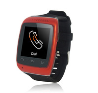 Bluetooth Smart Watch S12 SmartWatch Sync Call SMS Anti-lost For Android Samsung S3/S4/S5/Note 2/Note 3 HTC Sony Blackberry